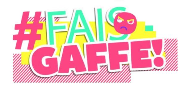 Gulli lance une campagne de prévention sur les dangers d'Internet #Fais-Gaffe!