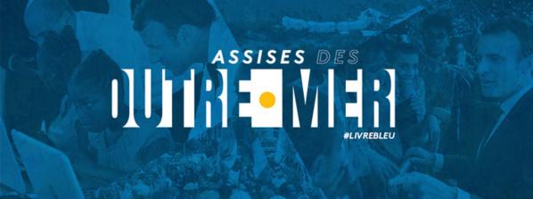 Assises des Outre-Mer / Restitution du livre bleu: Émission spéciale depuis l'Elysee sur la 1ère et France Ô
