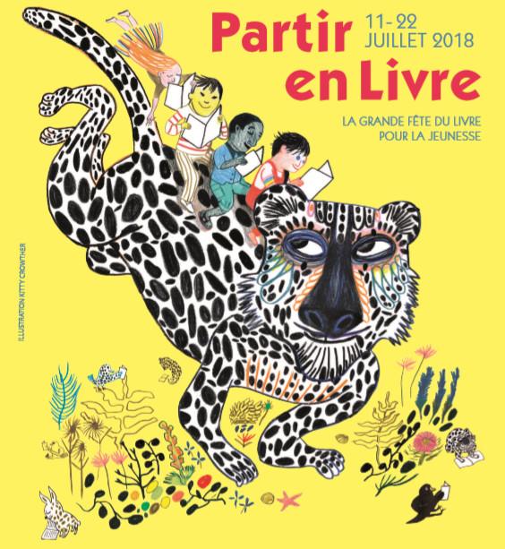 Partir en livre: La grande fête du livre pour la jeunesse débarque en Outre-Mer