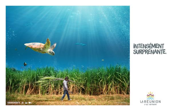 IRT: Déploiement d'une large campagne de communication publicitaire pour la destination Réunion