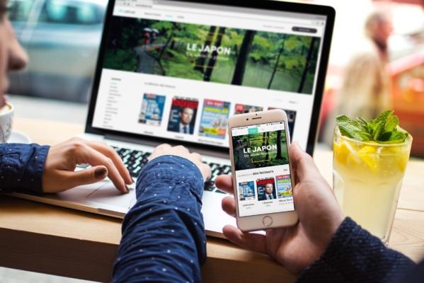 VIDEOFUTUR intègre l'offre de Presse numérique LeKiosk à son abonnement Fibre