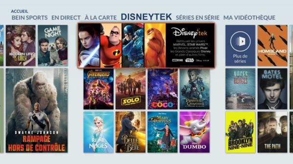 VIDEOFUTUR renforce son offre Fibre avec la Disneytek