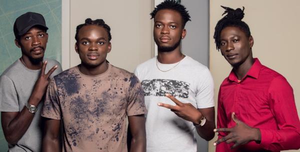 © Ignace Djaba, Agouinti Kerth, Richard Dekon et Olivier Afokati