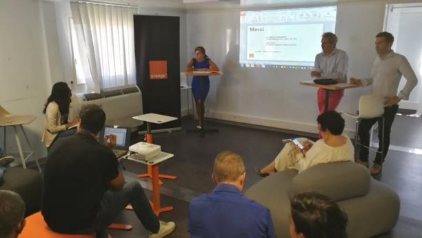 Orange lance l'internet mobile totalement illimité à la Réunion