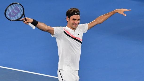 Roger Federer © DR