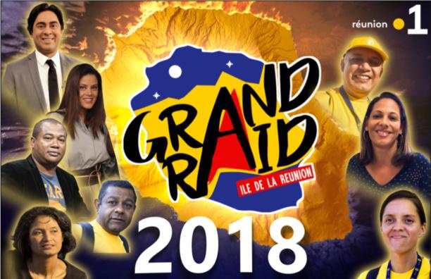 Grand Raid 2018: Réunion la 1ère présente son dispositif