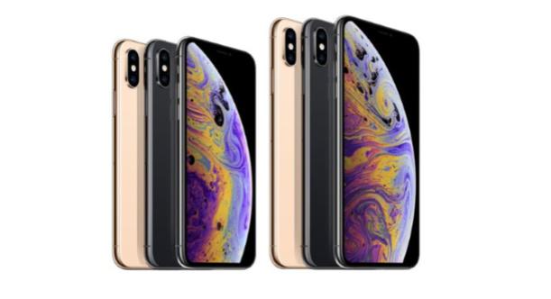 Les iPhone Xs et Xs Max sont désormais disponibles chez SFR !