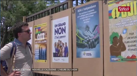 """La Nouvelle-Calédonie à l'honneur dans """"Sénat en action"""" ce mardi sur Public Sénat"""