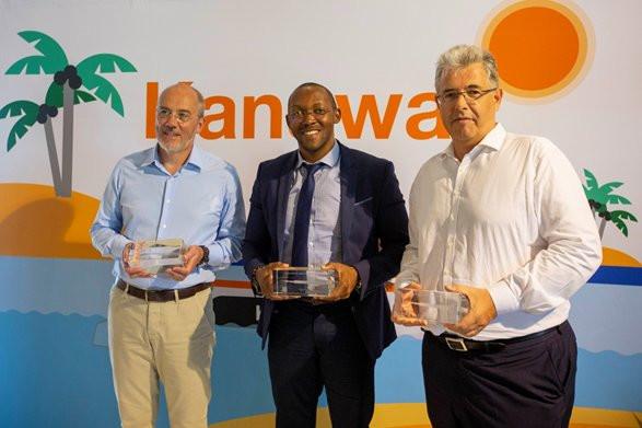 Orange inaugure son nouveau câble sous-marin Kanawa à Kourou et renforce la connectivité en Guyane et aux Antilles