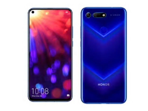 Honor dévoile le View20, son smartphone aux technologies de pointe