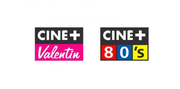 CINÉ+ VALENTIN et CINÉ+ 80'S, deux nouvelles chaînes en exclusivité sur myCANAL