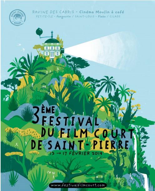 La Réunion: 3e Festival du Film Court de Saint-Pierre du 13 au 17 février