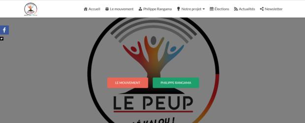 La Réunion: Le PEUP présente son site internet participatif
