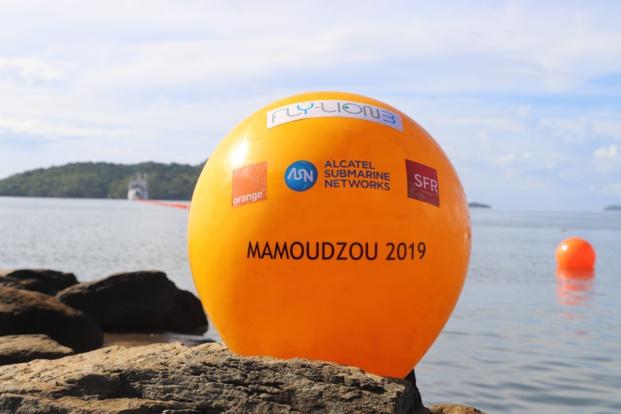 Le câble sous-marin très haut débit FLY-LION3 atterrit à Mayotte