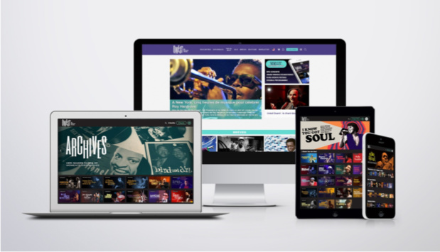 Qwest TV, le « Netflix » du Jazz made in France