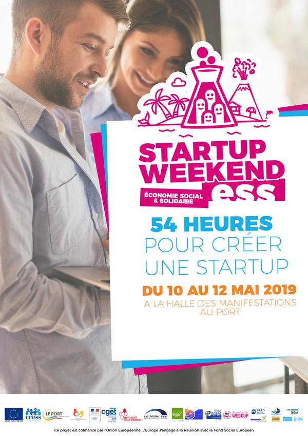 Association Webcup : Ouverture des inscriptions pour le Startupweekend ESS