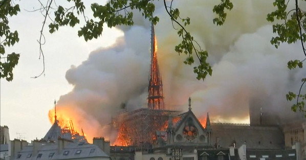 Émission spéciale Notre-Dame de Paris ce dimanche sur La 1ère et France Ô