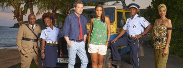 """La saison 8 inédite de """"Meurtres au Paradis"""" débarque à partir du 17 mai sur Martinique La 1ère"""