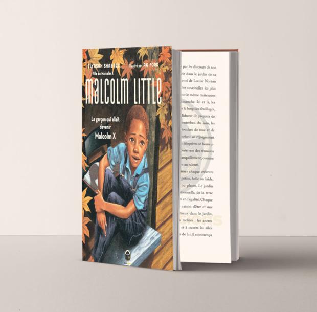 La fille de Malcolm X, ILYASAH SHABAZZ, en Guadeloupe du 20 au 25 Mai pour la sortie de son livre 'MALCOLM LITTLE'