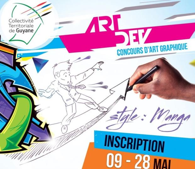 Guyane: Concours d'arts graphiques autour du vivre ensemble et des identités culturelles