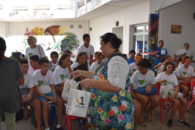Noella TAU, directrice de la Radio Polynésie la 1ère