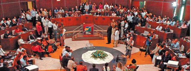 Le Conrès des élus de Guadeloupe, en direct les 26 et 27 juin sur Guadeloupe La 1ère
