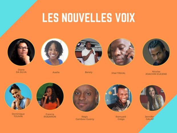 Guadeloupe La 1ère (TV & Radio) en mode vacances !