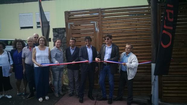Orange améliore les débits internet de 585 foyers et entreprises du quartier Bras Long à l'Entre-Deux