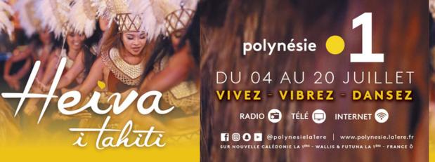 Heiva i Tahiti 2019 / Polynésie La 1ère: Les résultats du tirage au sort