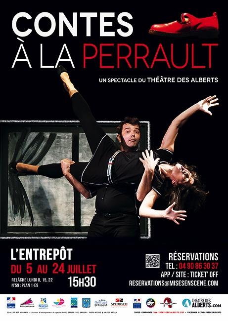 La Réunion à Avignon grâce au Théâtre des Alberts