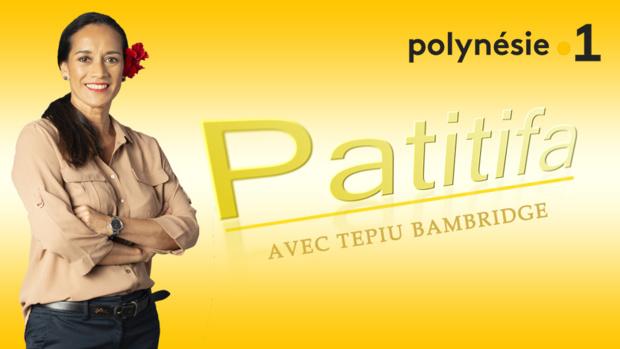 """Polynésie La 1ère: """"Patitifa"""" de retour le 2 septembre avec une nouvelle présentatrice"""