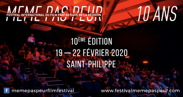 La Réunion: Le Festival MÊME PAS PEUR de retour pour une dixième édition