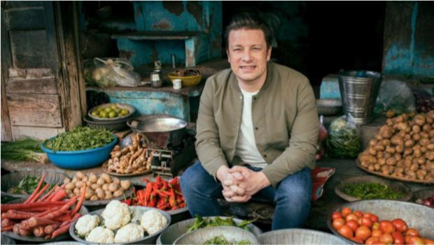 © «Jamie's Ultimate Veg» // Jamie Oliver Enterprises Limited