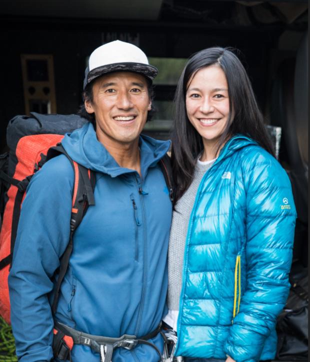Elizabeth Chai Vasarhelyi et Jimmy Chin