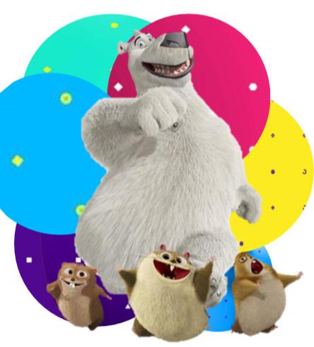 """Inédit: """"Norm"""" le film d'animation avec la voix d'Omar Sy arrive le mercredi 27 novembre sur Canal J"""