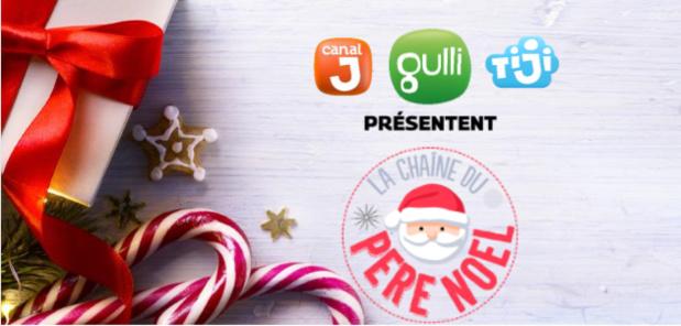 La Chaîne du Père Noël de retour du 23 novembre au 5 janvier en exclusivité sur la TV d'Orange