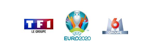 Football: Les groupes TF1 et M6 acquièrent les droits de l'UEFA Euro 2020