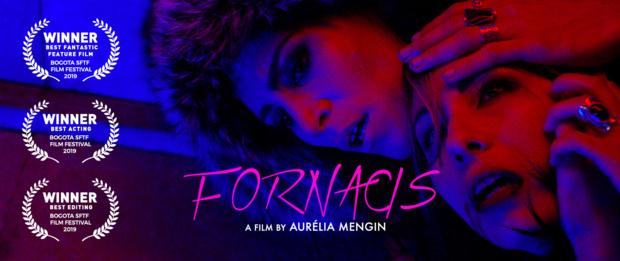 FORNACIS: Carton plein au Festival Sci-Fi, Terror & Fantasia de Bogota (Colombie)