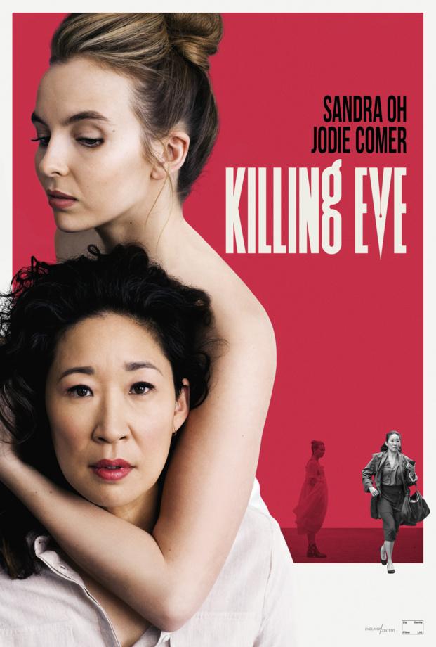 La série KILLING EVE débarque à partir du 12 janvier sur TF1 Séries Films