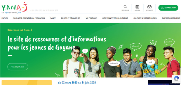Site internet Yana-J