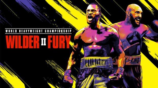 Boxe: Le combat WILDER Vs FURY II diffusé le 23 février sur Canal+