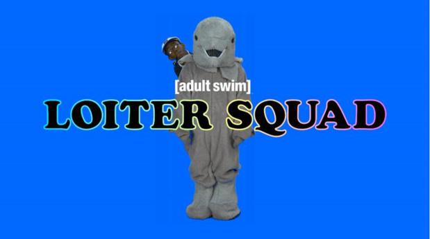 """L'émission """"Loiter Squad"""" créée par le collectif de rap américain Odd Future arrive sur Adult Swim à partir du 20 mars"""