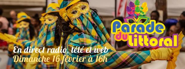Guyane La 1ère: La Parade du Littoral en direct radio, télé et web ce dimanche