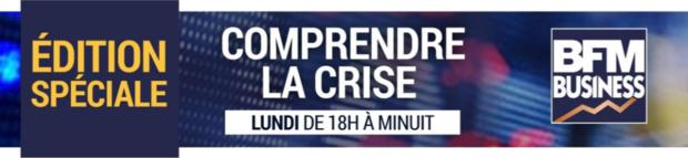 Édition spéciale Coronavirus « Comprendre la crise », lundi 16 mars sur BFM Business