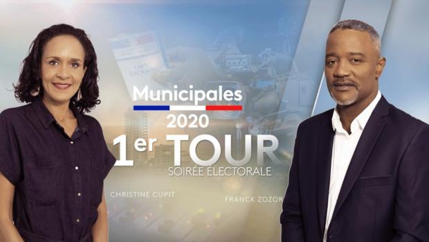 Premier tour des Municipales: Martinique La 1ère en édition spéciale ce dimanche
