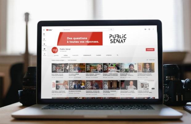 Public Sénat propose de nouveaux contenus numériques pendant l'épidémie de COVID-19