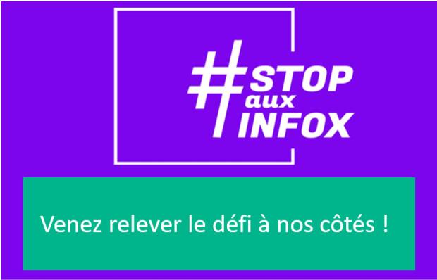 """L'union Francophone lance un nouveau défi pour les jeunes talents francophones de la publicité """"Stop aux Infox: COVID-19"""""""