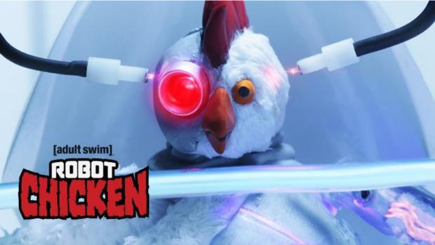 PRIMAL et ROBOT CHICKEN de retour sur Adult Swim avec des épisodes inédits et exclusifs en US+24