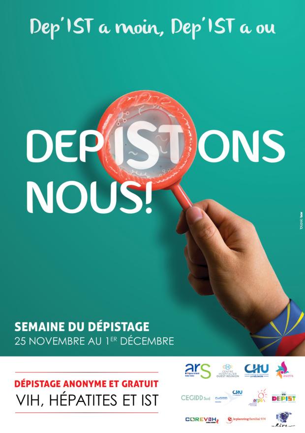 Blast Réunion primée pour sa campagne autour de la Semaine du dépistage des IST