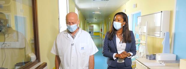 """Guadeloupe La 1ère: Le magazine """" 1.2.3 Santé """" de retour pour 3 émissions spéciales autour du Covid-19 à partir du jeudi 14 Mai"""